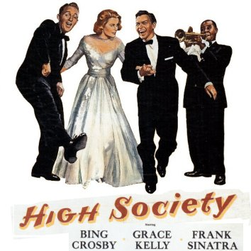 Poster - High Society