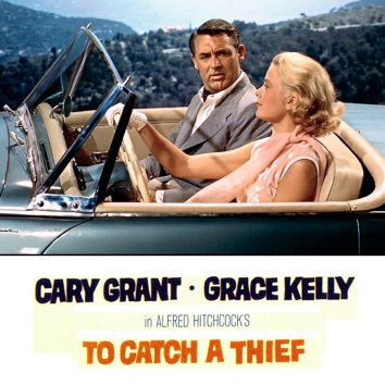Poster - To Catch a Thief